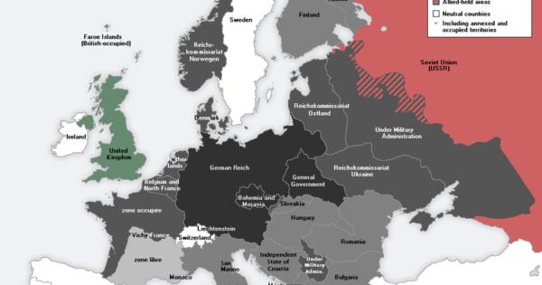 What If Nazi Germany Won World War II? Fictional & Historical