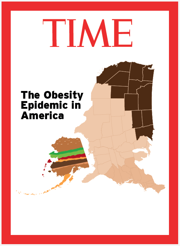 Obesity epidemic in America