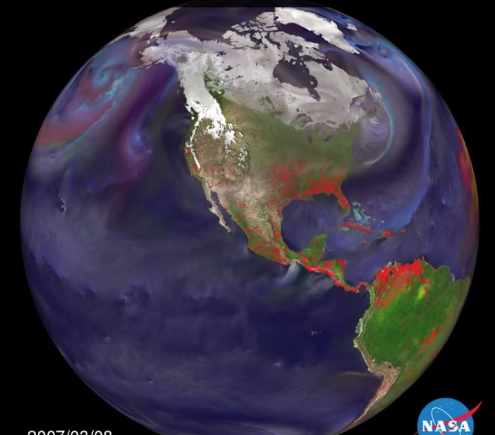 North America Pollution