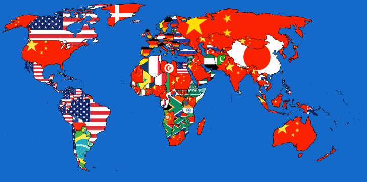 The Largest Source Of Imports By Country