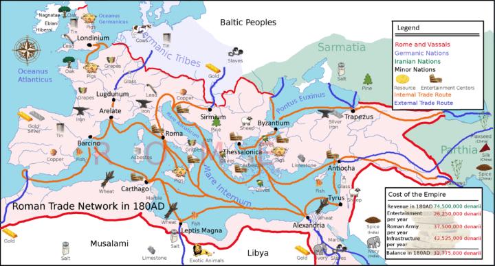 180ad_roman_trade_map