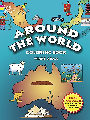 15 Great Map Geography City Amp Travel Adult Coloring Books Brilliant Maps