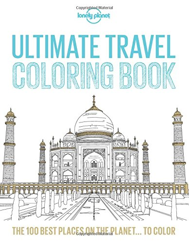 15 Great Map, Geography, City & Travel Adult Coloring Books ...