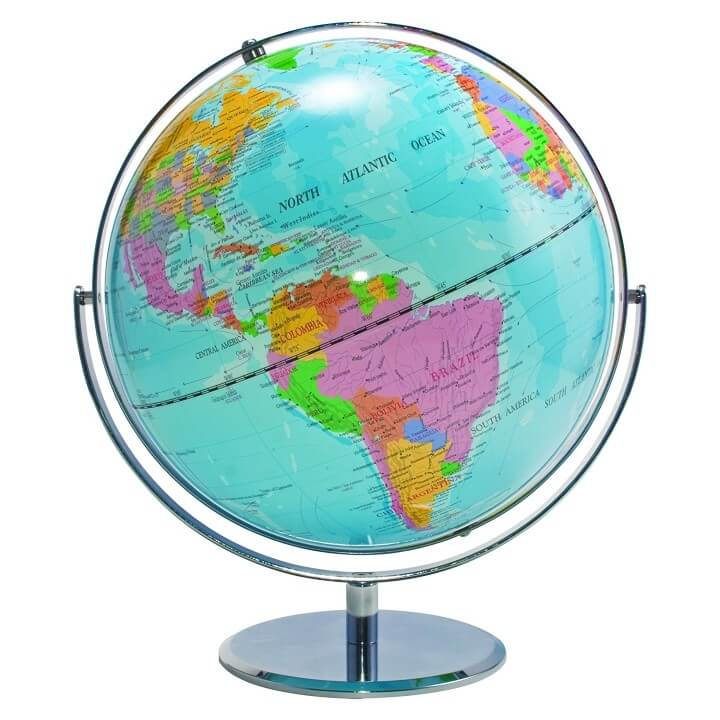 Advantus Desktop Globe