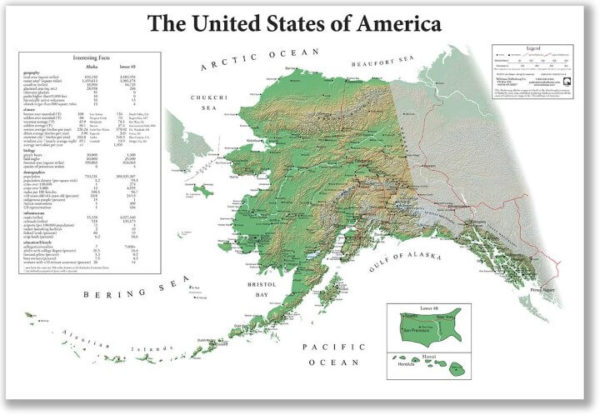 The United States of America From Alaska\'s Point of View ...