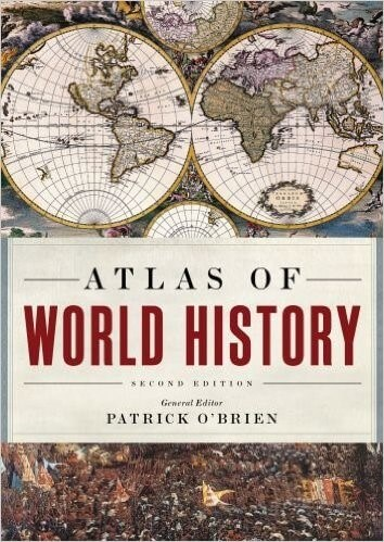 27 best world atlases for map lovers in 2017 brilliant maps atlas of world history gumiabroncs Choice Image