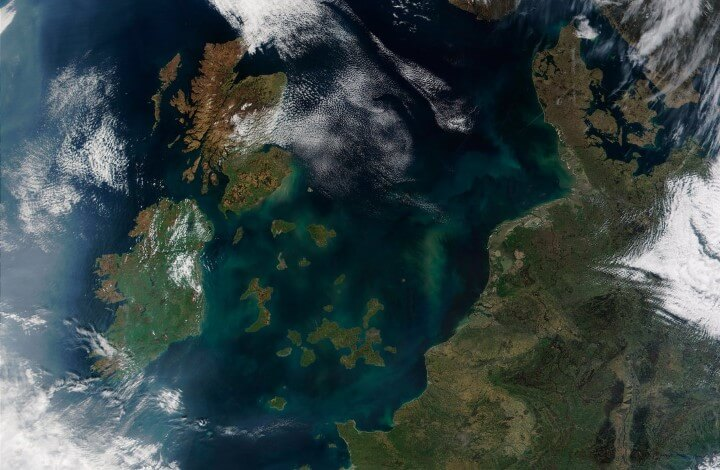 Islands of Remain in the Brexit Isles