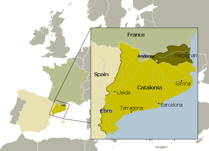 Catalonia The Catalan Language 10 Facts Maps Brilliant Maps
