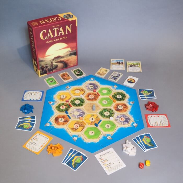 Catan 5th ed board 32 Best Catan Expansions Editions u0026