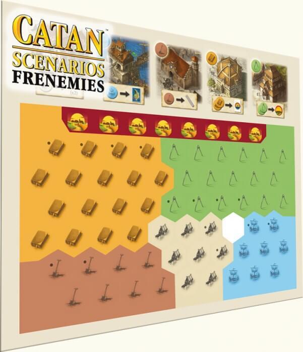 Catan-frenemies