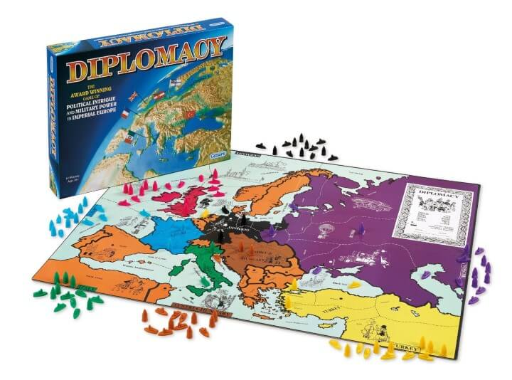 The 28 best map based strategy board games youve probably never diplomacy gumiabroncs Choice Image