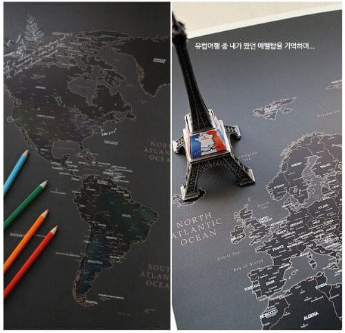 Draw your Dreams around the World