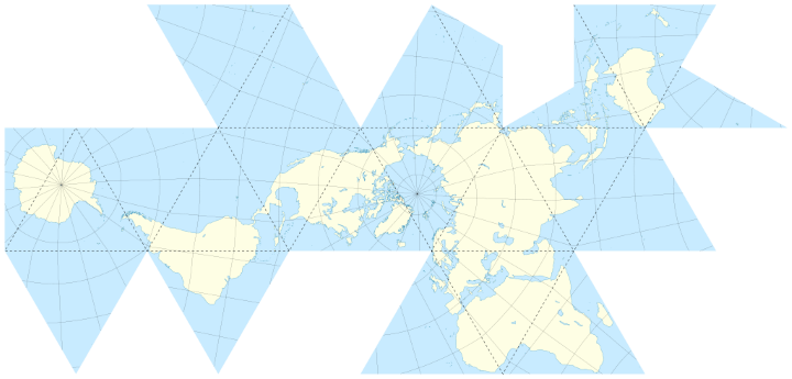 Dymaxion_map_projection