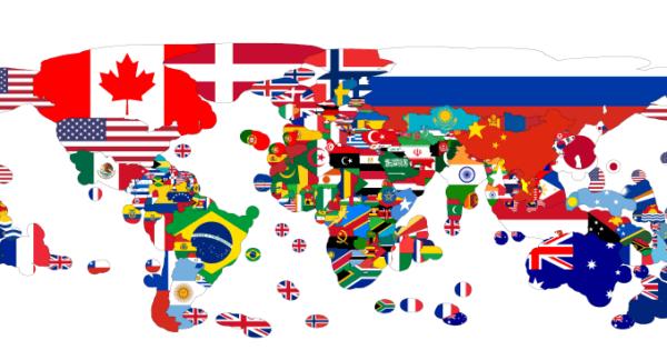 Map Of Uk 12 Mile Limit.Territorial Waters Exclusive Economic Zones Eez Of The World