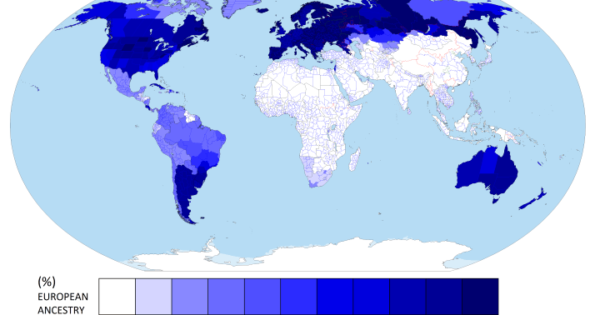 The European Diaspora: European Ancestry Worldwide