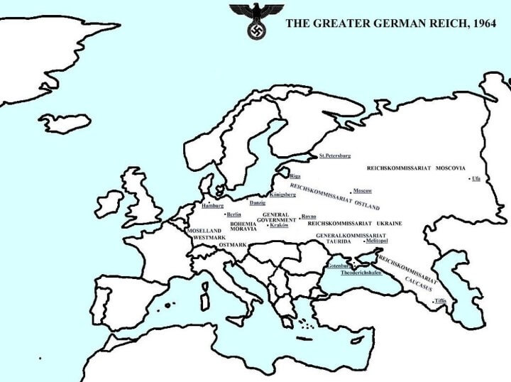 Fatherlands 1964 Europe