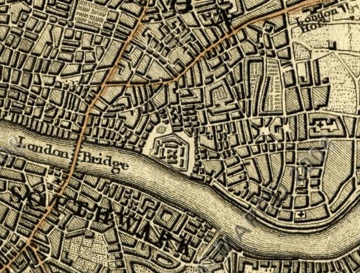 London, 1801