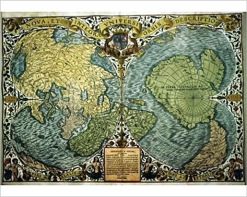 Map of the World 1531