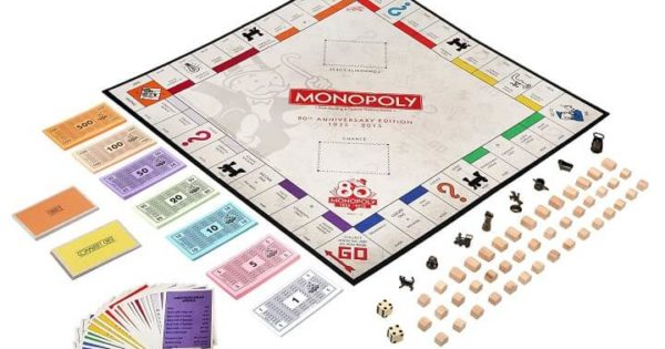 21 Unique Monopoly Board Game Versions You Can Buy