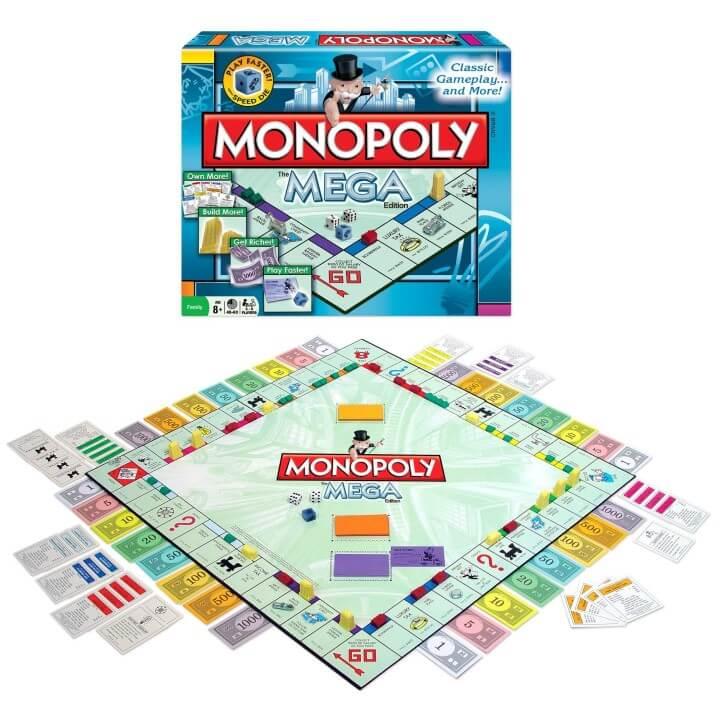 Monopoly Mega Edition