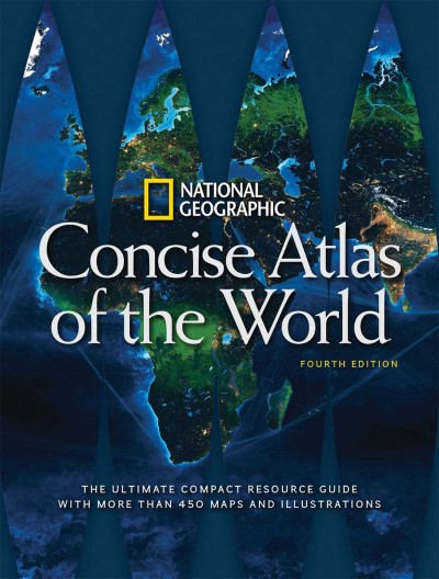 27 best world atlases for map lovers in 2017 brilliant maps national geographic concise atlas of the world fandeluxe Gallery