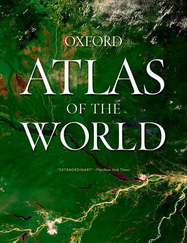 27 best world atlases for map lovers in 2017 brilliant maps oxford atlas of the world gumiabroncs Image collections