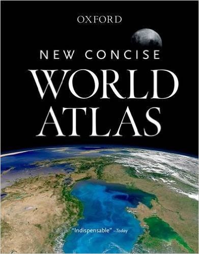 27 best world atlases for map lovers in 2017 brilliant maps oxford new concise world atlas gumiabroncs Choice Image