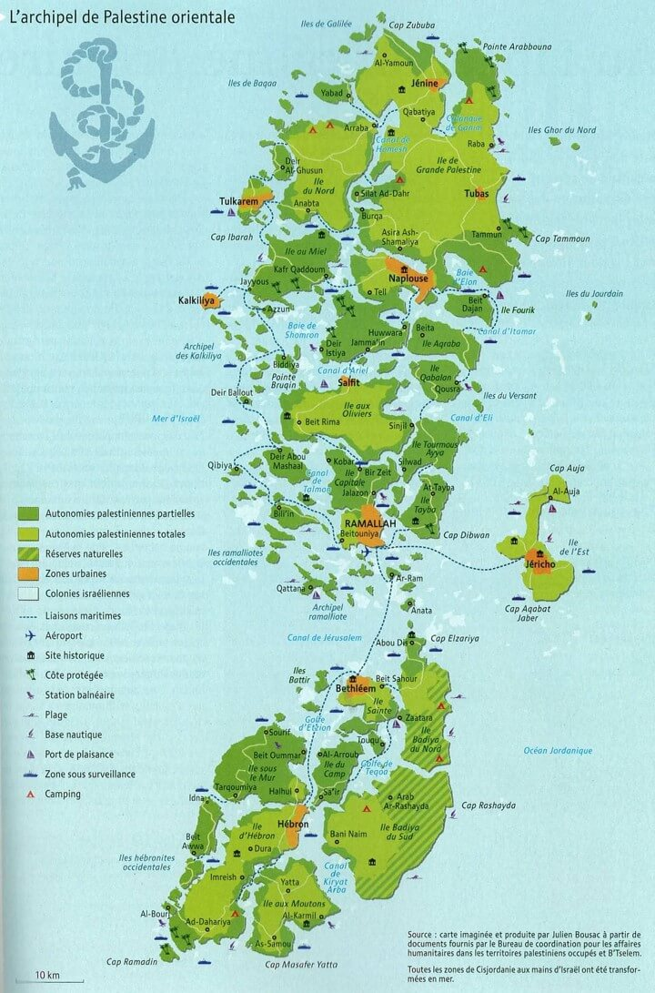 Palestine Archipelago