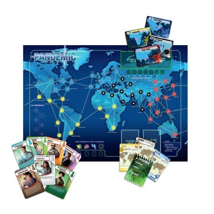 The 28 Best Map Based Strategy Board Games You've Probably