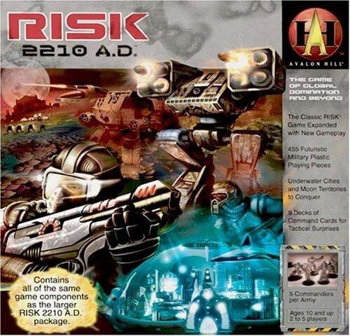 Risk 2210AD