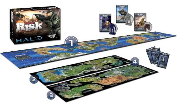 Risk Halo Legendary Edition