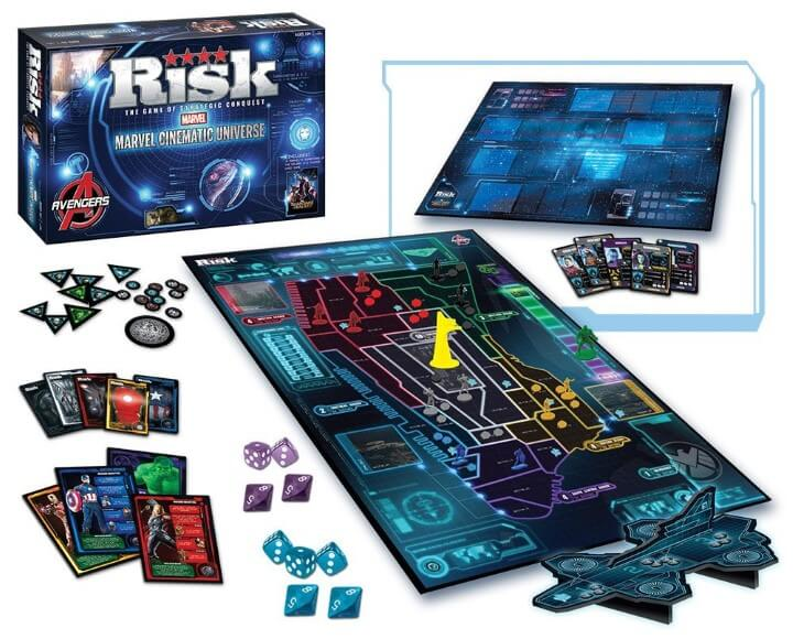 Risk Marvel Cinematic Universe