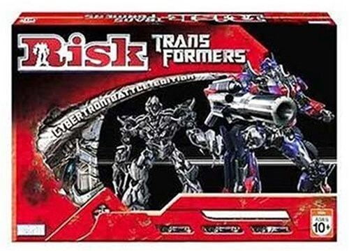 Risk Transformers Cybertron Battle Edition