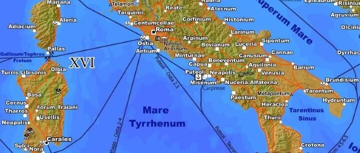 Rome in 211CE