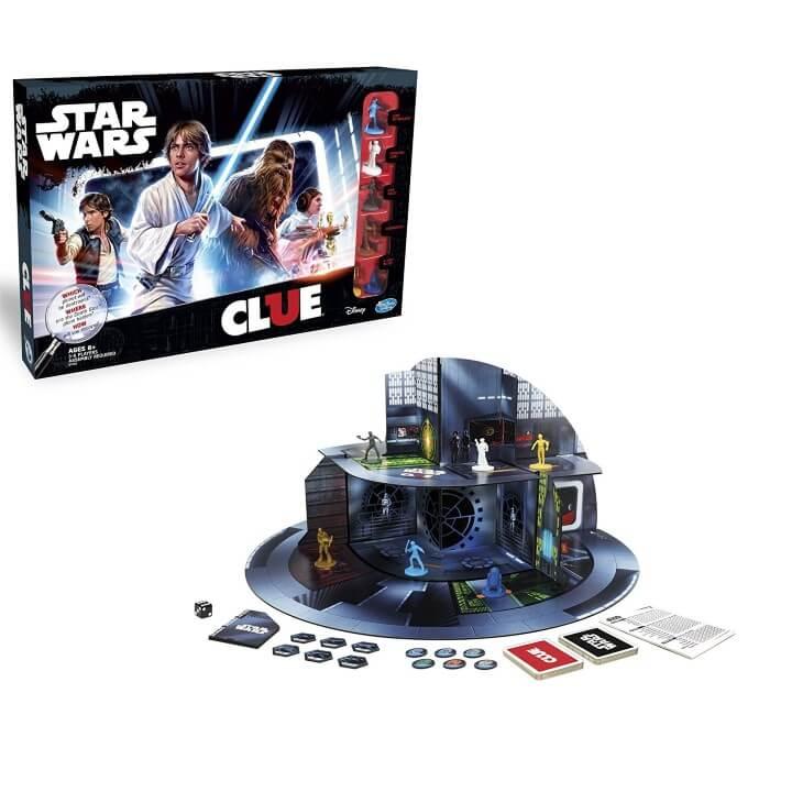 Star Wars Clue