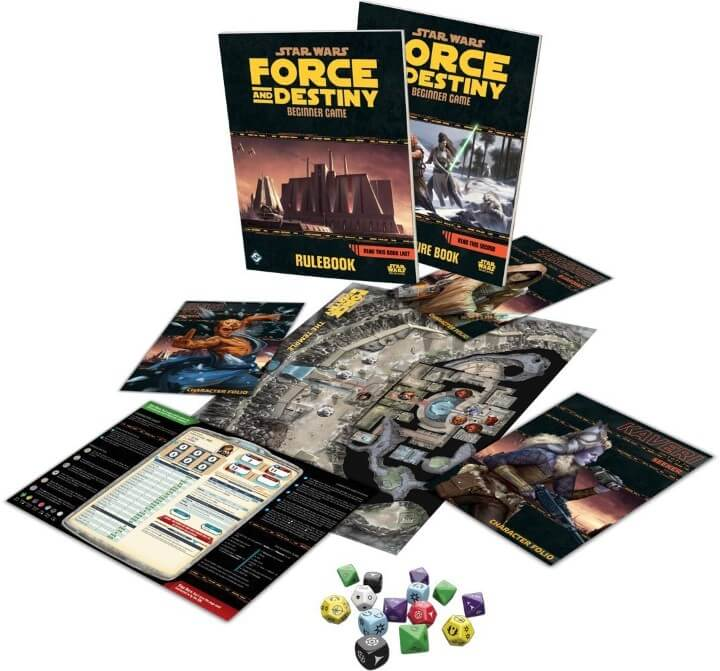 Star Wars Force Destiny