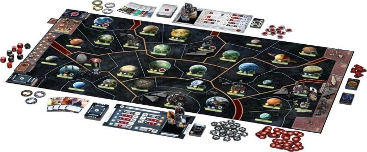 11 Fun Star Wars Board Games You Need To Play – Brilliant Maps