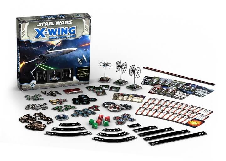Star Wars: The Force Awakens X-Wing Miniatures Game