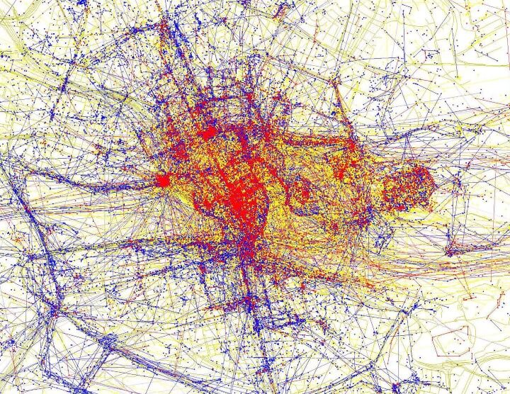 Tourists Vs Locals 20 Cities Based On Where People Take Photos – Stockholm Tourist Map