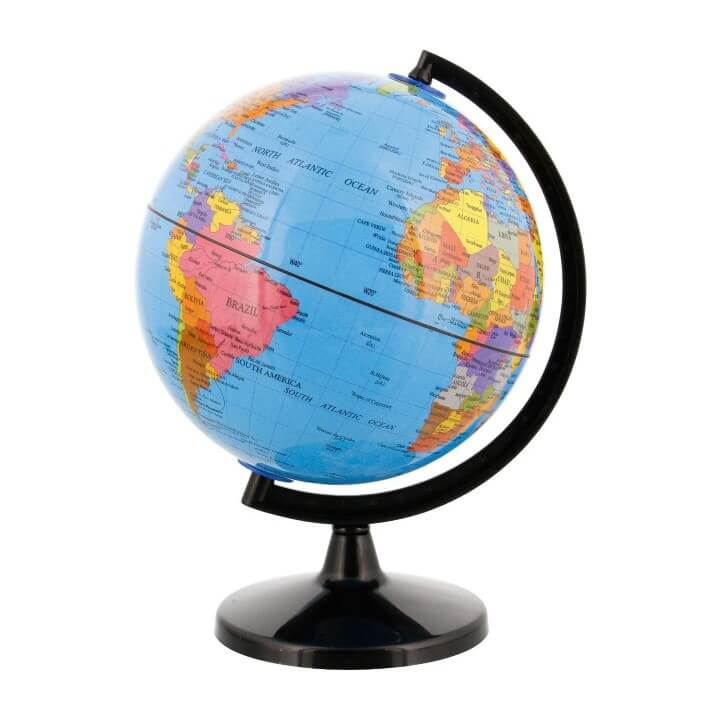 TCP Global Blue Ocean Desktop Globe