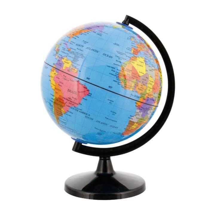 11 best world globes for kids children brilliant maps tcp global blue ocean desktop globe gumiabroncs Images