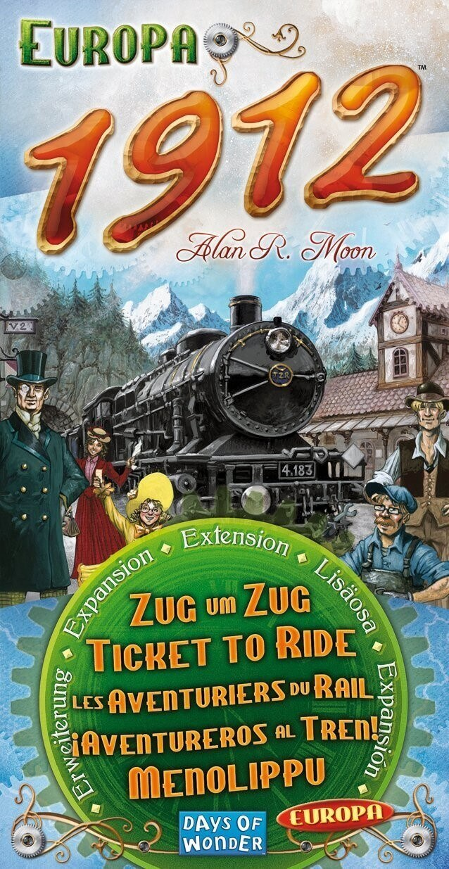 Ticket To Ride India Map.14 Best Ticket To Ride Board Game Versions Expansions Brilliant Maps
