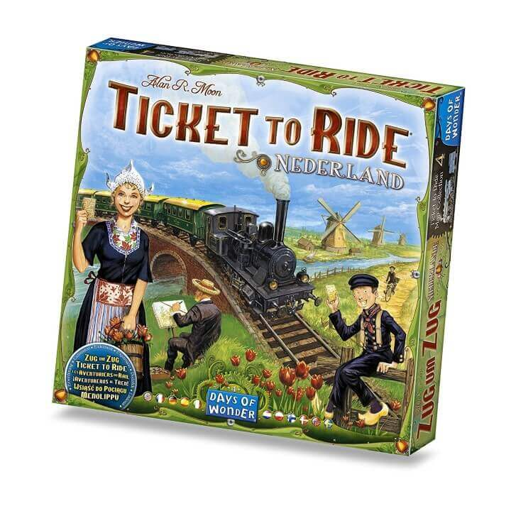 14 Best Ticket To Ride Board Game Versions Expansions Brilliant Maps
