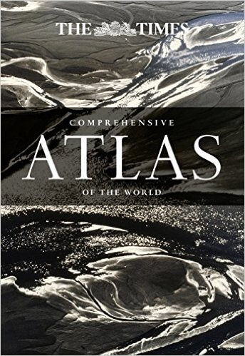 4 the times comprehensive atlas of the world