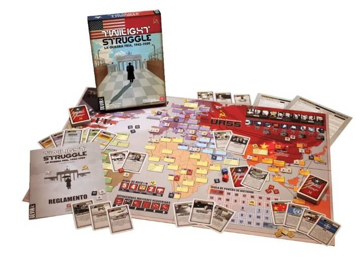 The 28 best map based strategy board games youve probably never 1 twilight struggle gumiabroncs