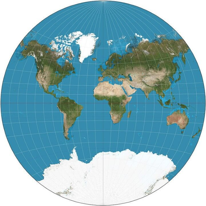 Map projections what they say about you brilliant maps vandergrintenprojection gumiabroncs Gallery