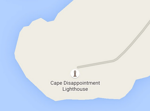 Cape Disappointment Lighthouse, Washington