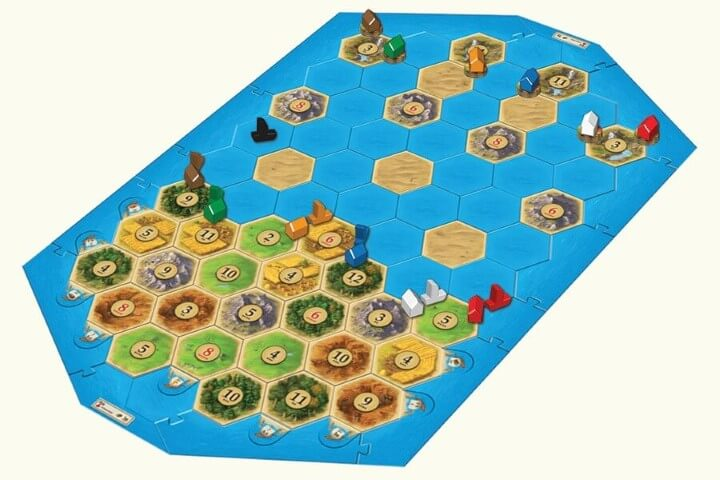 32 Best Catan Expansions, Editions & Extensions – Reviewed & Ranked Catan Map Generator on