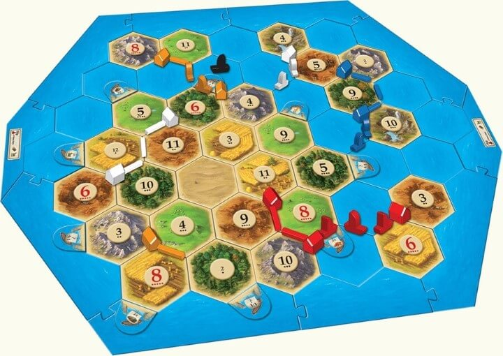 image relating to Settlers of Catan Printable named 32 Most straightforward Catan Expansions, Editions Extensions Talked about