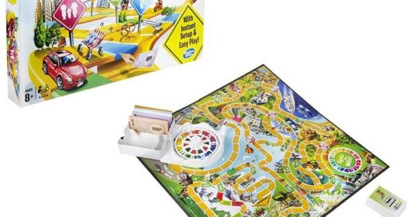 9 Game Of Life Board Game Versions You Haven't Tried – Brilliant Pat Catan World Map Laminated on